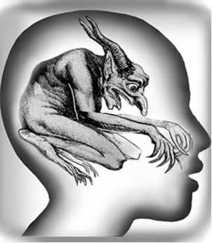 ментальный паразит